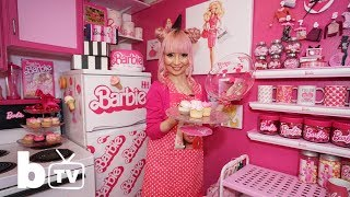 Download Welcome To My Real Barbie Dream House Video
