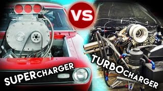 Download TURBO vs SUPERcharger ! ULTIMATE Compilation ! WHINE vs WHISTLE ! 2017 Video