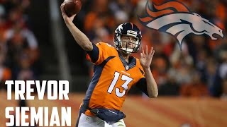 Download Trevor Siemian || ″Calm, Cool, and Collected″ || 2016-2017 Highlights Video