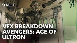 Download Avengers: Age of Ultron | VFX Breakdown | DNEG Video