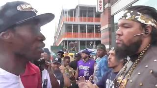 Download ISUPK's Captain Tazaryach Almost Fights Polight Over White Israelite (HD) Video