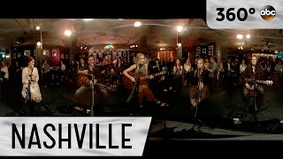 Download Lennon and Maisy Stella Sing ″A Life That's Good″ - Nashville (360 Video) Video