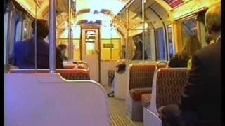 Download Central Line Last 62 stock train a film by Fred Ivey Video