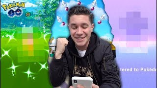 Download MY POKÉMON GO CAREER IS NEARLY COMPLETE!! + Get 5 EXTRA SINNOH STONES! Video
