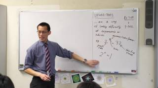Download Introduction to Logarithms (1 of 2: Definition) Video