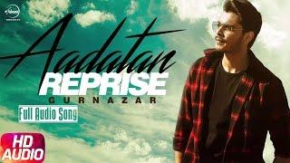 Download Aadatan Reprise Version | Gurnazar | Full Audio Song | Speed Records Video