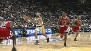 Download Reggie Miller vs. Michael Jordan Rivalry Video