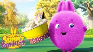 Download Cartoons for Children | SUNNY BUNNIES - MOVIE TIME | Funny Cartoons For Children Video