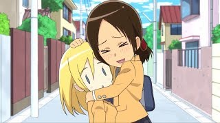 Download Attack on Titan: Junior High Ymir and Christa moments (English dub) Video