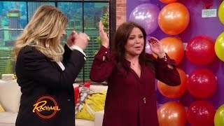 Download Watch Kirstie Alley Play 'Pop the Question' with Rachael Ray Video