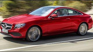 Download Mercedes E Class Coupé 2017 Commercial Official New E Class Coupé 2017 CARJAM TV HD Video