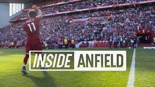 Download Inside Anfield: Liverpool 4-0 Brighton | SALAH BREAKS PREMIER LEAGUE RECORD Video