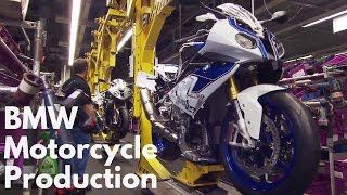 Download BMW Motorcycle Production Video