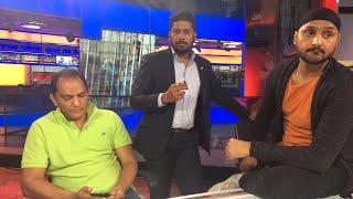 Download Exclusive: When Harbhajan Met His First Skipper Azhar   Sports Tak Video
