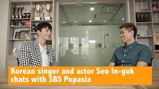 Download Actor/singer Seo In-guk sits down with Andy for a chat about movies & music Video