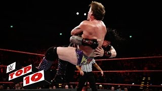 Download Top 10 Raw moments: WWE Top 10, Dec. 5, 2016 Video