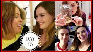 Download PARTYING (AND GERMINATING?!) | Vlogmas #15 Video