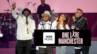 Download Black Eyed Peas and Ariana Grande - Where Is The Love (One Love Manchester) Video