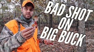 Download I Made a Bad Shot on a Big Buck! S8 #50 Video