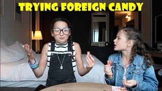 Download Trying Foreign Candy with Acroanna | elleoNyaH Video