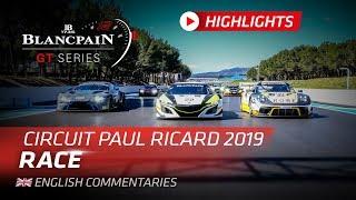 Download 45m Highlights - Paul Ricard 1000K 2019 - Blancpain Gt Series Video