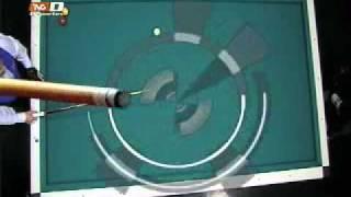 Download Billar Total - ¿Cómo dar efecto al golpear la bola de billar? (02-08-2011) Video