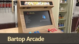 Download Bartop Arcade w/ Raspberry Pi Video