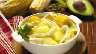 Download Top Ten Colombian Food Video