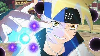 Download Boruto Unleashes Six Paths Power vs Naruto - Naruto Shippuden Ultimate Ninja Storm 4 Road to Boruto Video