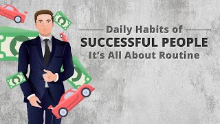 Download Daily Habits of Successful People: It's All About Routine Video