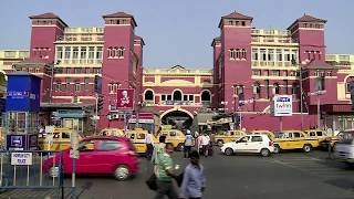 Download Howrah Railway Station Kolkatta West Bangal Video