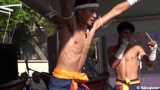 Download Fiery Thai Kick Boxers ( Muay Thai) Display - Thailand Grand Festival 2013 Sydney Australia Video
