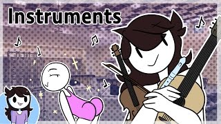 Download My Instrument Experiences Video