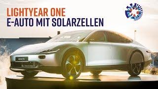 Download Fast ohne Steckdose – der Lightyear One fährt mit Solarzellen Video