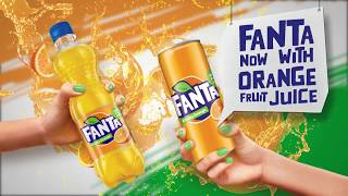 Download Fanta Pulpy Orange Launched after Push in India Video