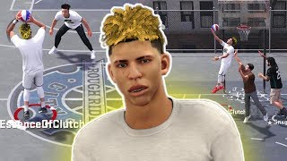 Download LAMELO BALL DEEP THREES AND ANKLE BREAKERS! NBA 2K18 Video