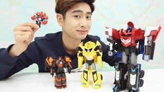 Download 트랜스포머 변신 로봇 장난감 놀이 l 캐리 앤 플레이 Video