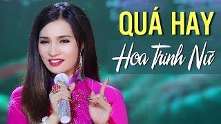 Download Hoa Trinh Nữ - LK Bolero Trữ Tình Hải Ngoại Mới Hay Nhất Đào Anh Thư Video