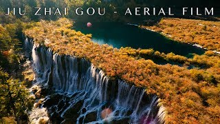 Download Mystical Jiu Zhai Gou, Central China - 4K Drone Video