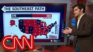 Download How Democrats can get 270 electoral votes in 2020 | Harry Enten Political Forecast Video