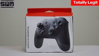 Download This Fake Switch Pro Controller Is Terrible Video