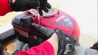 Download REPAIR BRIGGS & STRATTON LAWNMOWER TUNE UP CARBURETOR CLEAN Video