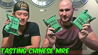 Download Tasting Chinese Military MRE (Meal Ready to Eat) Video