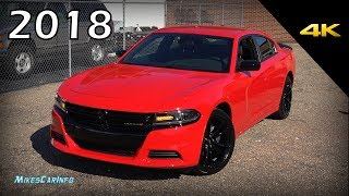 Download 2018 Dodge Charger SXT Blacktop - Ultimate In-Depth Look in 4K Video