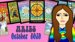 Download ARIES OCTOBER 2019 Soulmate + Your Full Moon! Tarot psychic reading forecast predictions Video