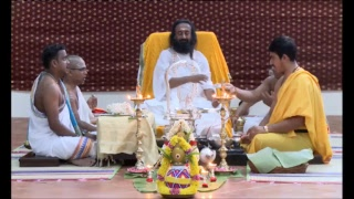 Download Glimpse of Navratri 2017 (Day 3) with Gurudev Sri Sri Ravi Shankar Video