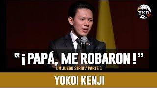 Download YOKOI KENJI 2018 | PAPÁ, ME ROBARON #1 | Especial para Docentes Video