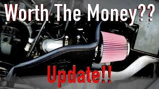 Download K&N Cold Air Intake Update, What Happened to It?? Video