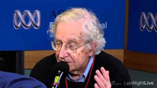 Download (Pt1) Noam Chomsky interview | Late Night Live Video
