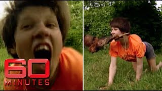 Download Abandoned toddler rescued and raised by feral dogs | 60 Minutes Australia Video